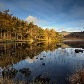 Blea Tarn, Autumn