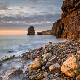 Sunrise, Marsden Bay.