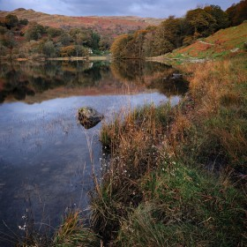 Rydal Water, Autumn.