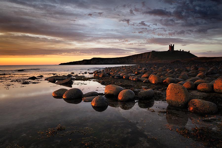 Dunstanburgh Ruins