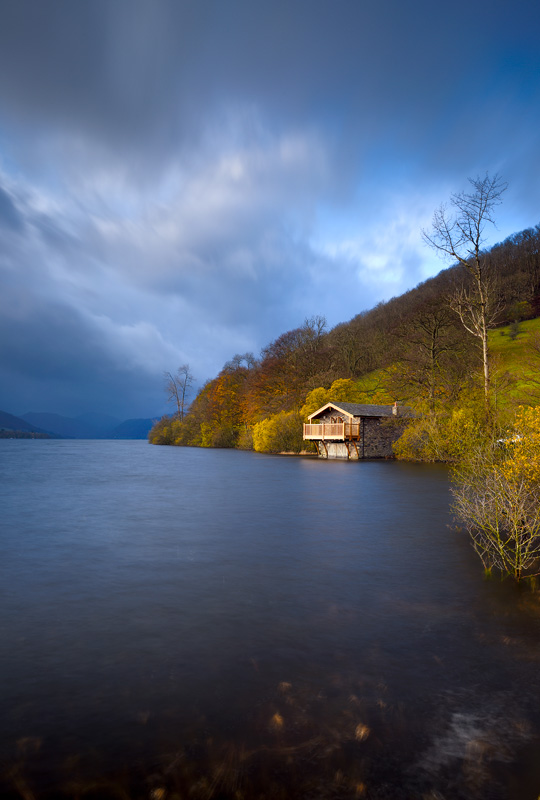 Due of Portland Boat House, Ullswater, Cumbria.