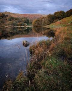 Rydal Water, Autumn.