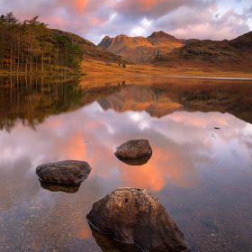 Lakeside Reflections, Blea Tarn