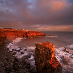 Whitburn Coast, Dawn