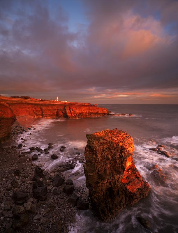 Whitburn Coast, Dawn