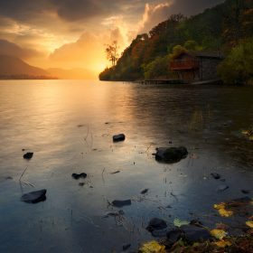 Duke of Portland Boathouse, Lake District