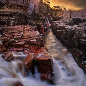 Gorge, River Etive