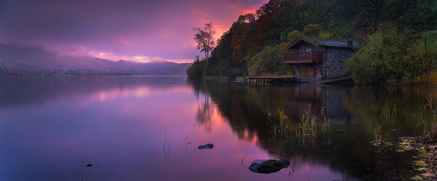 Twilight, Duke of Portland Boathouse