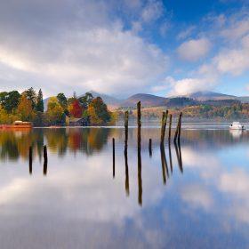 Dawn Reflections, Derwent Water