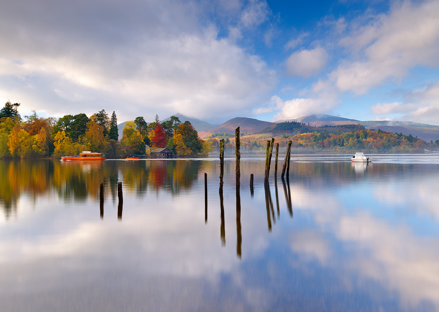 Dawn Reflections, Derwent Water