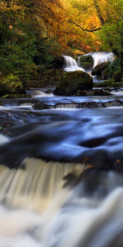 Water Arc Foss II, Autumn