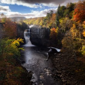 Autumn Colour, High Force