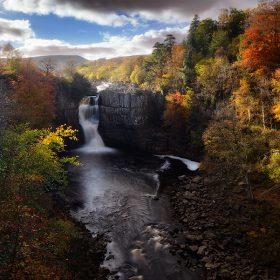 Autumn Colour, High Force